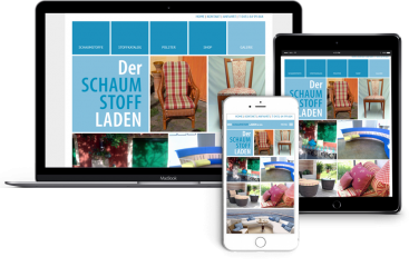 Webdesign-für-Der-Schaumstoffladen-Handy-Tablet-Desktop-1