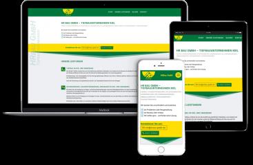 Webseiten-Relaunch-SEO-HRBau-GmbH