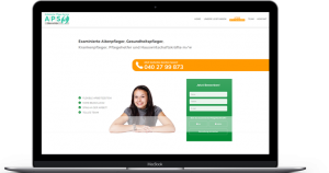 Webseitenerstellung-APS-Pflegedienst-Hamburg-Bewerbungsformular