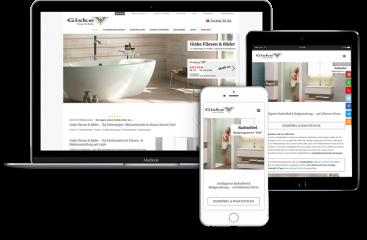 Giske-Fliesen-Bäder-Gettorf-Webdesign
