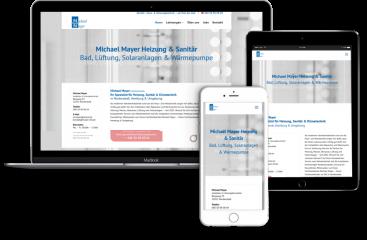Michael-Mayer-Heizung-Sanitär-Webseitenerstellung-neue-Texte-Webtexte-Webseitenerstellung