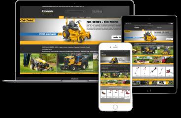 Webdesign-für-Gartengeräte-Gooss