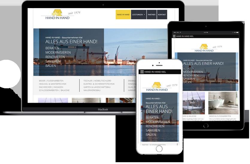 Webdesign-für-Hand-in-Hand-in-Kiel