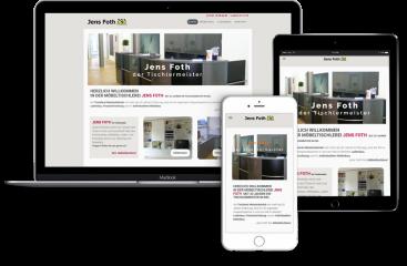 Webdesign-für-Jens-Foth-Tischlermeister-in-Kiel