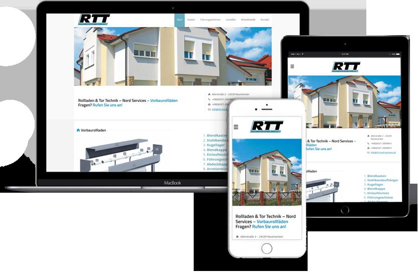 Webdesign-für-RTT-Nord-Services