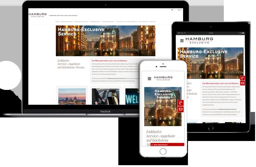 Webdesign-für-hamburg exclusive