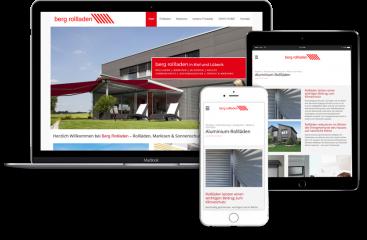 Webseitenerstellung-Berg-Rollladen