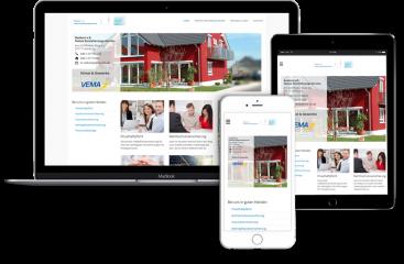 Webseitenerstellung-Ruthert-Versicherungen-Hamburg