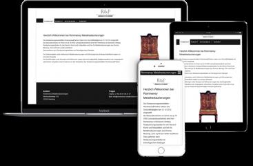 Webseitengestaltung-Rommeney-Metallrestaurierungen