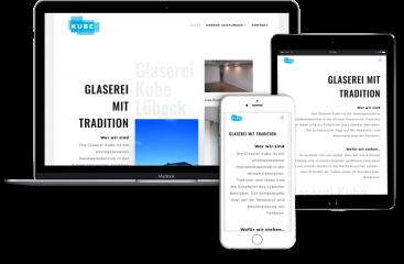 Webseitengestaltung-T-Glaserei-Kube-Lübeck